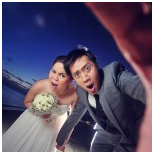Mr. and Mrs. Marty and Ros Sazon