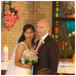 Mr. and Mrs. Damian and Ann Oakley – Sonya's Garden (November 27, 2009)
