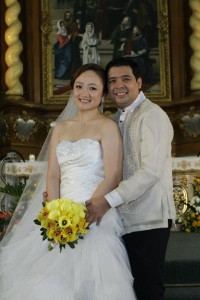 Paolo and Aimee Amante