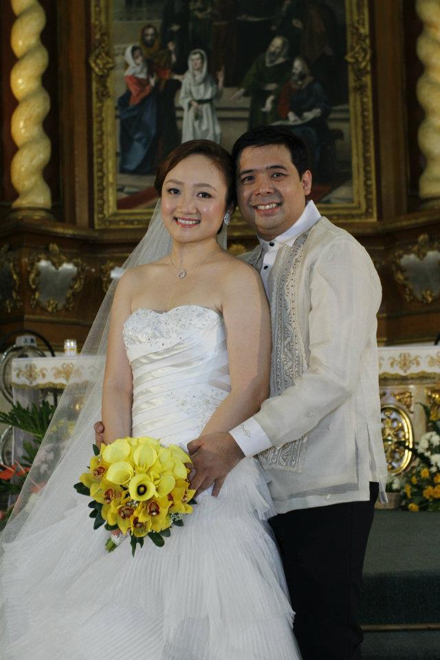 Paolo and Aimee Amante Manila Hotel (April 2012)
